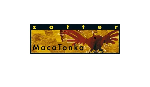 Amazon.com : Zotter Trinkschokolade - MacaTonka - 100 gr : Grocery & Gourmet Food