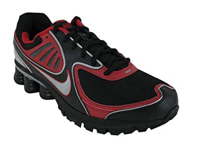 aa28a01f6985 Nike Men s Air Veer Premium Black Black-Anthracite-Atomic Red 599443-002