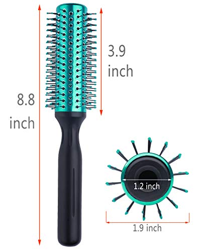 Buy round brush for fine hair