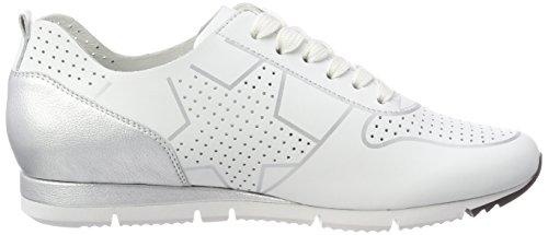 De Blanc Schmenger Argent De De Et bianco Blanches Femmes Tigre Chaussures Manufactory Uniquement Chenil Formateurs ZUOxXw71w