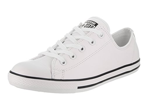 Galleon - Converse Women s Chuck Taylor All Star Dainty Ox White Casual  Shoe 6 Women US bf62685d3