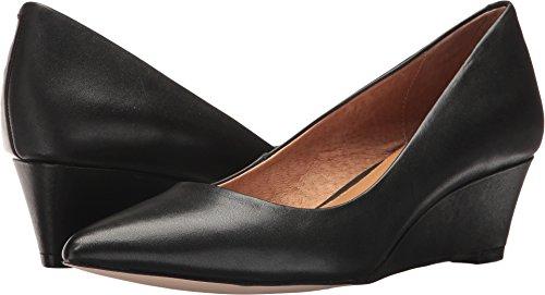 Opportunity Shoes - Corso Como Women's Nelly Pump, Black Soft Calf, 6.5 Medium US