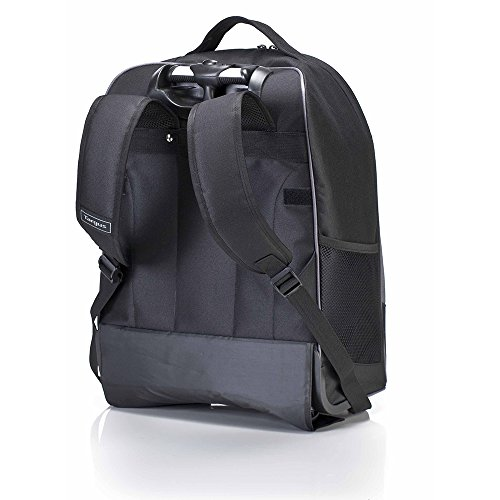 Targus Compact Rolling Backpack for 16-Inch Laptops, Black (TSB750US) by Targus (Image #1)