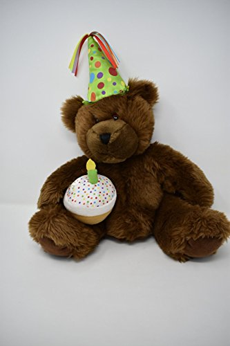 Proflower S Proflowers Bear Plush Holding Birthday Cake