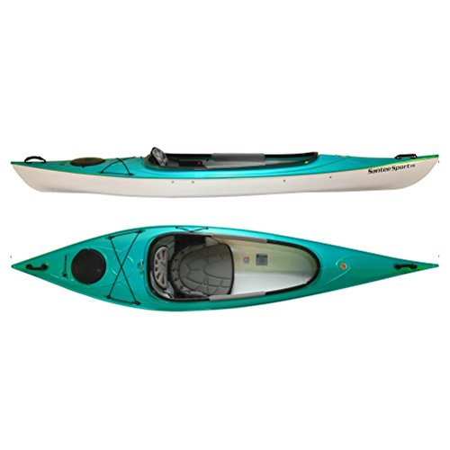 Hurricane Santee 116 Sport Recreational Kayak 2016 - Aqua