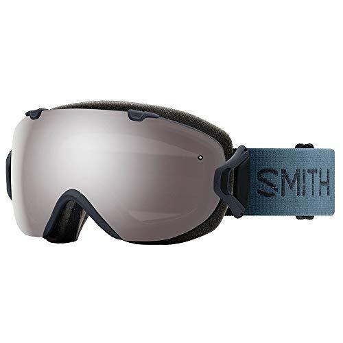 Smith Optics I/Os Adult Snow Goggles - Petrol/Chromapop Sun Platinum Mirror - Frame Platinum Mirror Lens