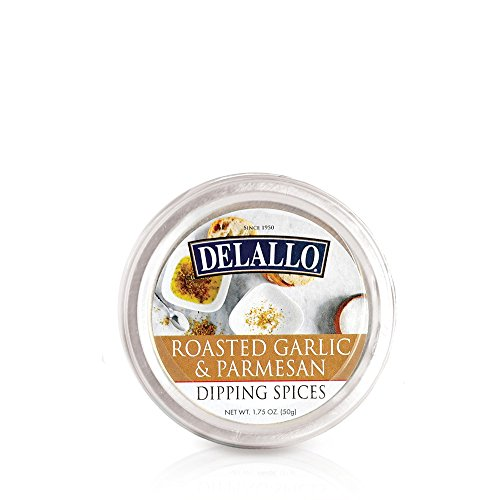 Oil Olive Delallo - DeLallo Roasted Garlic & Parmesan Seasoning Spices