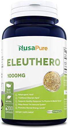 Eleuthero Endurance Metabolic Efficiency Resistance product image