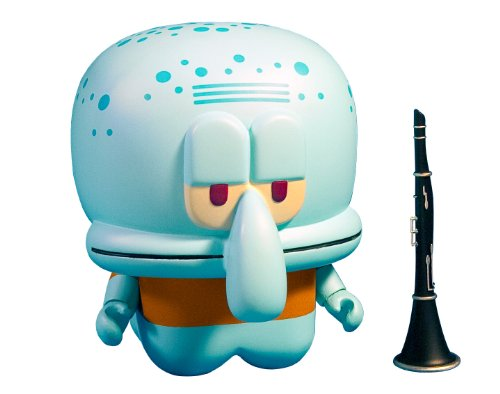 Toynami UNKL Presents Spongebob and Friends Assortment - Squidward