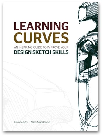 Learning curves :  an inspiring guide to improve your design sketch skills /