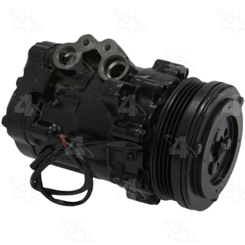emanufactured Compressor with Clutch ()