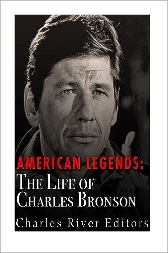 Charles Bronson Book