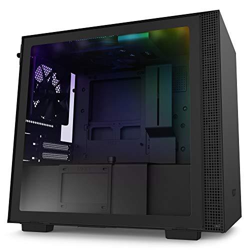Gabinete H210I Matte Black - Ca-H210I-B1, Nzxt, 32347