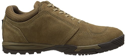 Men 5 11 Pursuit Shoe Coyote Lace Dark Up qq7a5Bx