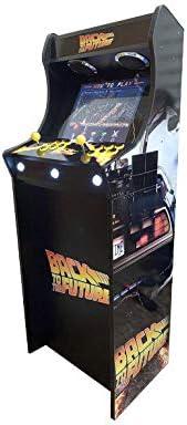 "roboticaEnCasa Máquina Arcade Lowboy "" EDICIÓN Deluxe ..."