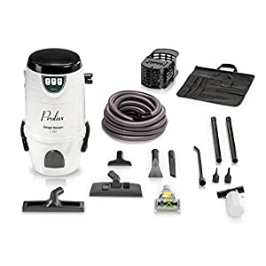 Prolux Lite Professional Wall Mounted Garage Shop Vacuum Wet Dry Pick Up