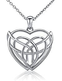 ATHENAA S925 Sterling Silver Good Luck Infinity Love...