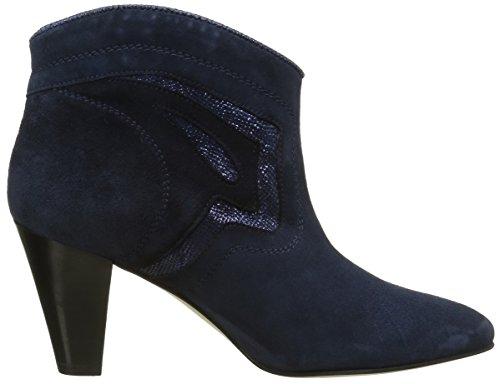 Petite Mendigote Donna Western Stivali Eclipse Blu Jafar qpxCO1q