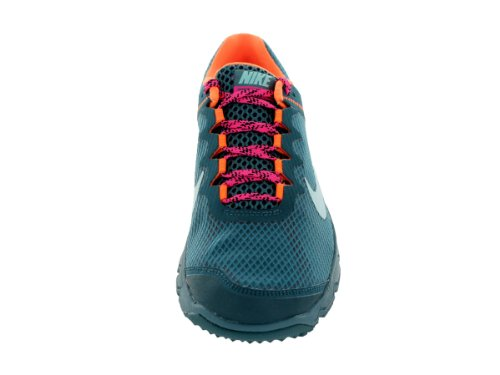 Nike Womens Zoom Wildhorse Løpesko Natt Fctr / Glcr Ic / Atmc Orng / Vv