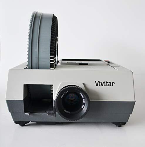 (Vivitar 3000AF Carousel Slide Projector)