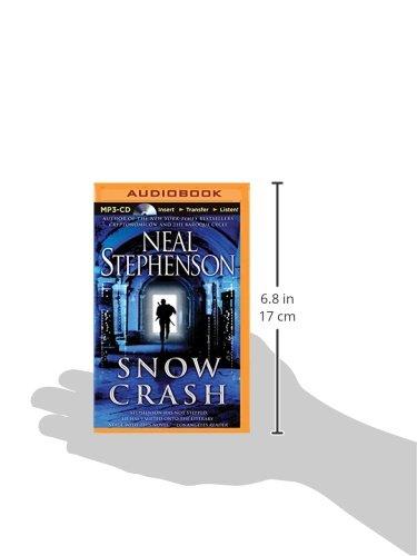 Snow Crash: Amazon.es: Neal Stephenson, Jonathan Davis ...
