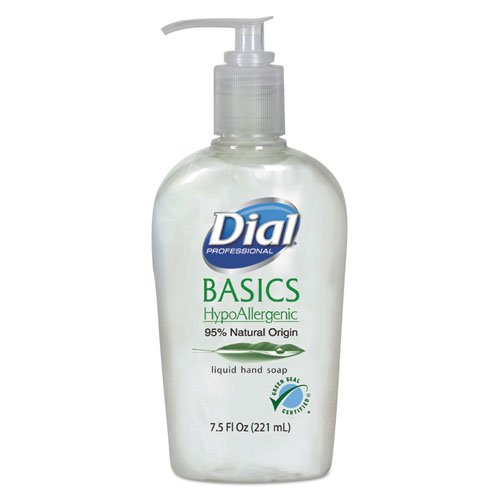 Dial Basics Liquid Hand Soap