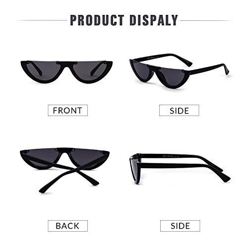 78747fac69 Clout Goggles Cat Eye Sunglasses Vintage Mod Style Retro Kurt Cobain  Sunglasses