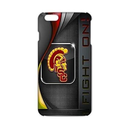 Amazon.com: Evil-Store NCAA USC Trojans logo 3D Phone Case ...