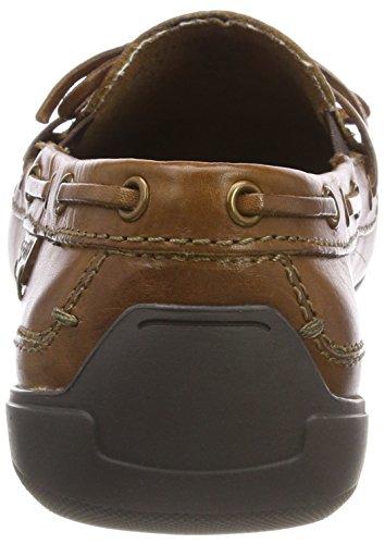 Bugatti Men's 311456601200 Moccasins Brown (Cognac 6300) hfTxw2