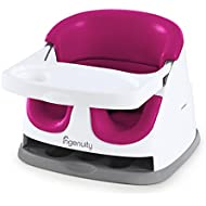 Ingenuity Baby Base 2-in-1 Seat - Pink Flambé - Booster Feeding Seat