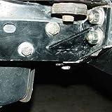 Rock Hard 4x4 Parts RH2001-TJ Rear Bumper/Tire Carrier Frame Kit by Rock Hard 4x4