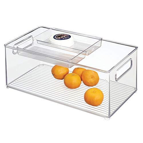 - InterDesign Kitchen Storage Bins for Pantry, Refrigerator - 8