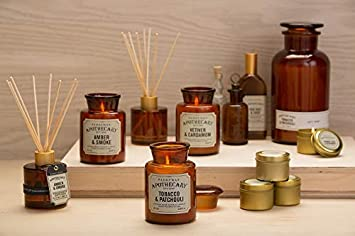 Paddywax Amber and Smoke Travel Candle 2 Ounce