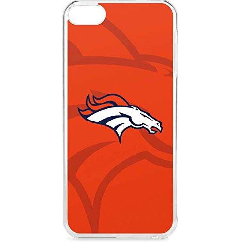 Skinit NFL Denver Broncos iPod Touch 6th Gen LeNu Case - Denver Broncos Double Vision Design - Premium Vinyl Decal Phone Cover (Ipod Touch Denver Broncos Case)
