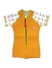 Kids Thermal Kiddy Wobbie Swimwear UPF 50+ 2mm Neoprene Swimsuit 2 to 8 years