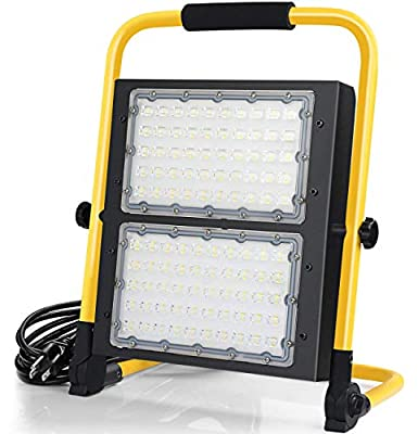 Portable LED Work Light Flood Lighting