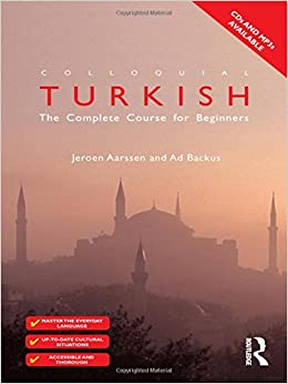 Book Colloquial Turkish: The Complete Course for Beginners (Colloquial Series)