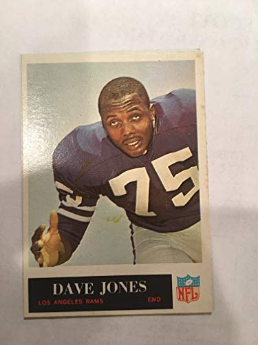 Football NFL 1965 Philadelphia #89 Deacon Jones Rams EX ()