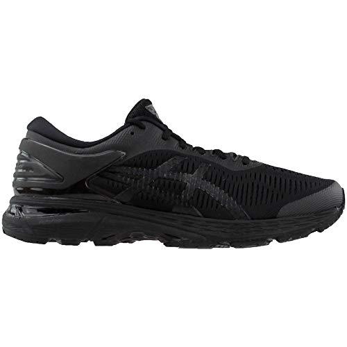 ASICS Gel-Kayano 25 Men's Running Shoe, Black/Black, 7.5 D(M) US by ASICS (Image #1)