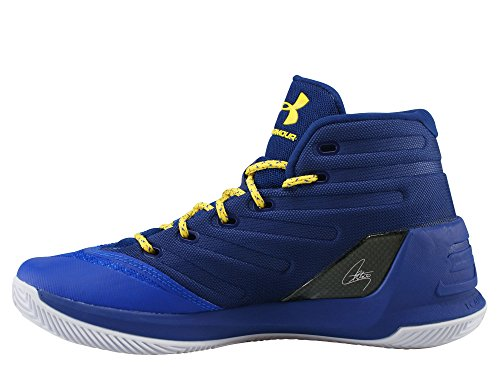 Uomini Curry 3 Blu Scarpe Armour Under Da 5qUyX