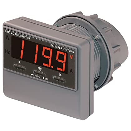 Image of Blue Sea Systems AC/DC Digital Meters Home Improvements