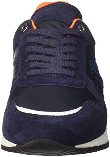 Bp D'Acquasparta a Collo Blu U700 Cosimo Sneaker Uomo Basso TTw0xOaqA