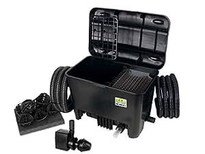 T.I.P. WDF 10000 Filtro externo para estanque con UV-C