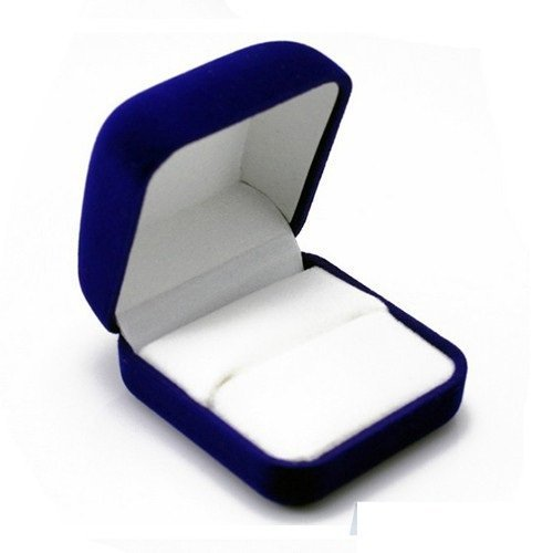 Deluxe Cushioned Ring Box - Co To Tiffany And Buy Where