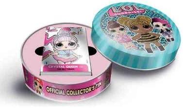L.O.L. ¡Sorpresa! Panini Trading Card Collector Tin (Un Diseño Elegido Al Azar): Amazon.es: Juguetes y juegos