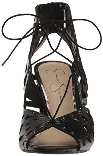 Jessica Simpson Vrouwen Emagine Hakken Sandaal Zwart