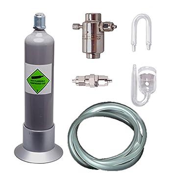 Mini equipo de de CO2 Aqua de Noa Nano de Line Advance dstyle: Amazon.es: Productos para mascotas