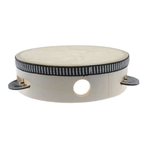 Vktech Childrens Kids Toy Musical Tambourine Beat Instrument Hand Drum