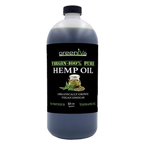 GreenIVe  Hemp Oil