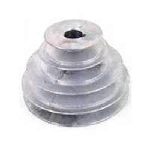 Chicago Die Casting Bore V-Groove 4 Step Pulley, 1/2""